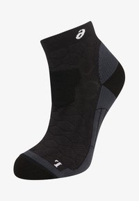 ASICS - ROAD QUARTER - Sports socks - performance black - 0