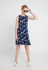 Esprit - EASY DRESS - Jersey dress - navy - 1