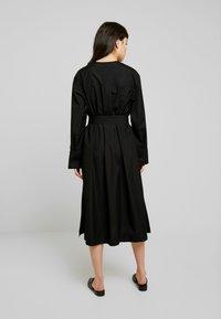 Samsøe Samsøe - LENEA DRESS  - Shirt dress - black - 3