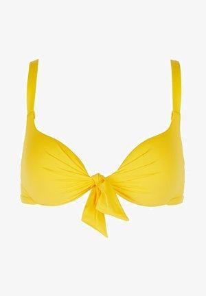 INDONESIA - Bikini top - gelb - 248c - summer yellow