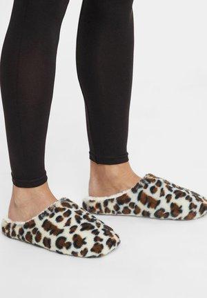 BIADACI - Slippers - leopard