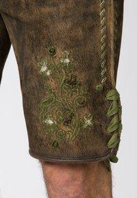 Stockerpoint - MICHEL - Shorts - brown - 6