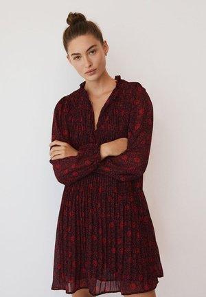 PLITI - Robe d'été - rouge