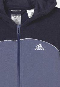 adidas Performance - Zip-up sweatshirt - orbit violet/legend ink/white - 2