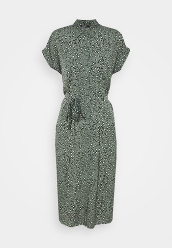 ONLHANNOVER SHIRT DRESS - Skjortklänning - laurel wreath
