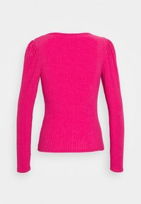 New Look - T-shirt à manches longues - bright pink - 1
