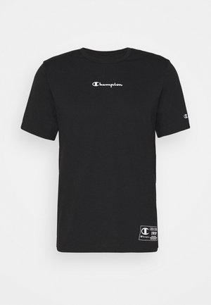 LEGACY TRAINING CREWNECK - T-shirt con stampa - black