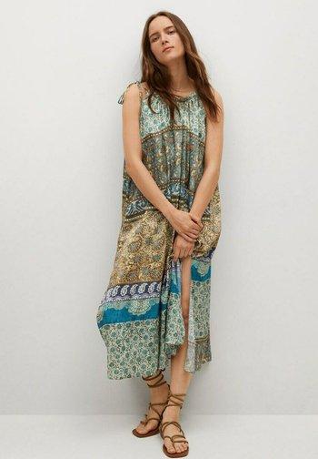 Denní šaty - blå