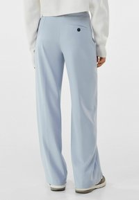 Bershka - Broek - light blue - 2