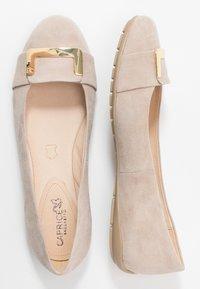 Caprice - Ballet pumps - sand - 3