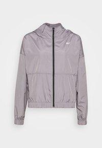 Training jacket - lilac