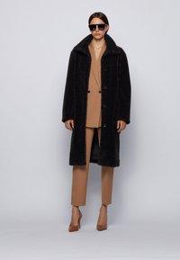 BOSS - Classic coat - black - 1