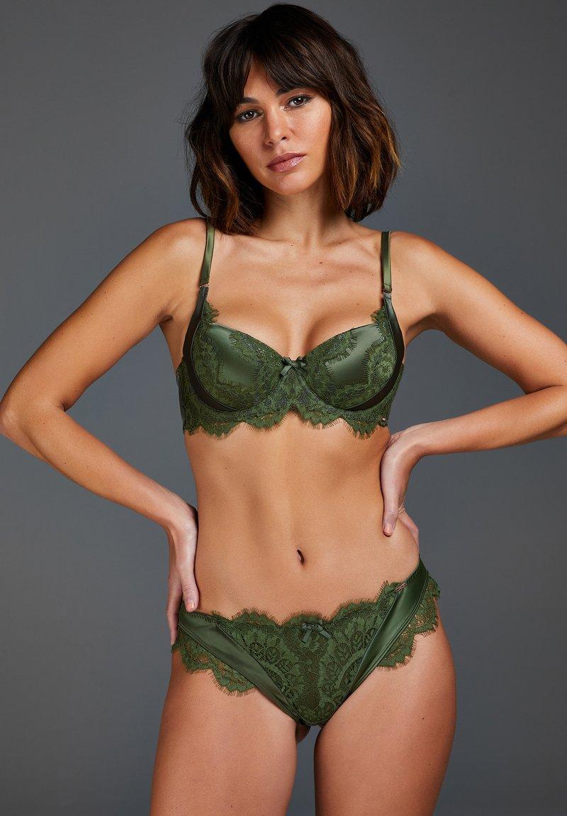 Hunkemöller - HANNAKO - Briefs - green
