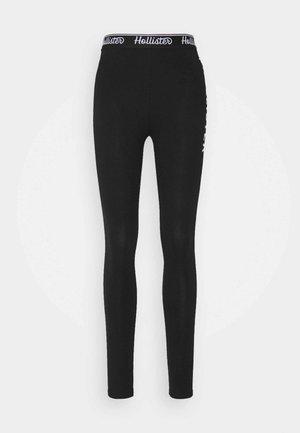 ECLECTIC LEGGINGS  - Leggings - Trousers - black