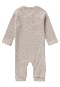 Noppies - NEVIS - Sleep suit - taupe melange - 1