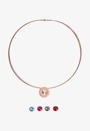 KETTE LUMEN - Náhrdelník - rose gold-coloured