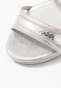 Marco Tozzi - High heeled sandals - silver - 2