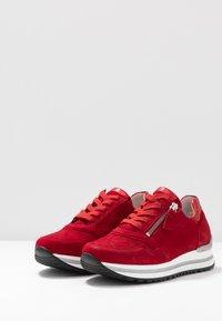 Gabor Comfort - Sneakers laag - rubin/rosso - 4