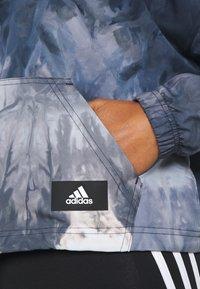 adidas Performance - Veste coupe-vent - legend ink - 5