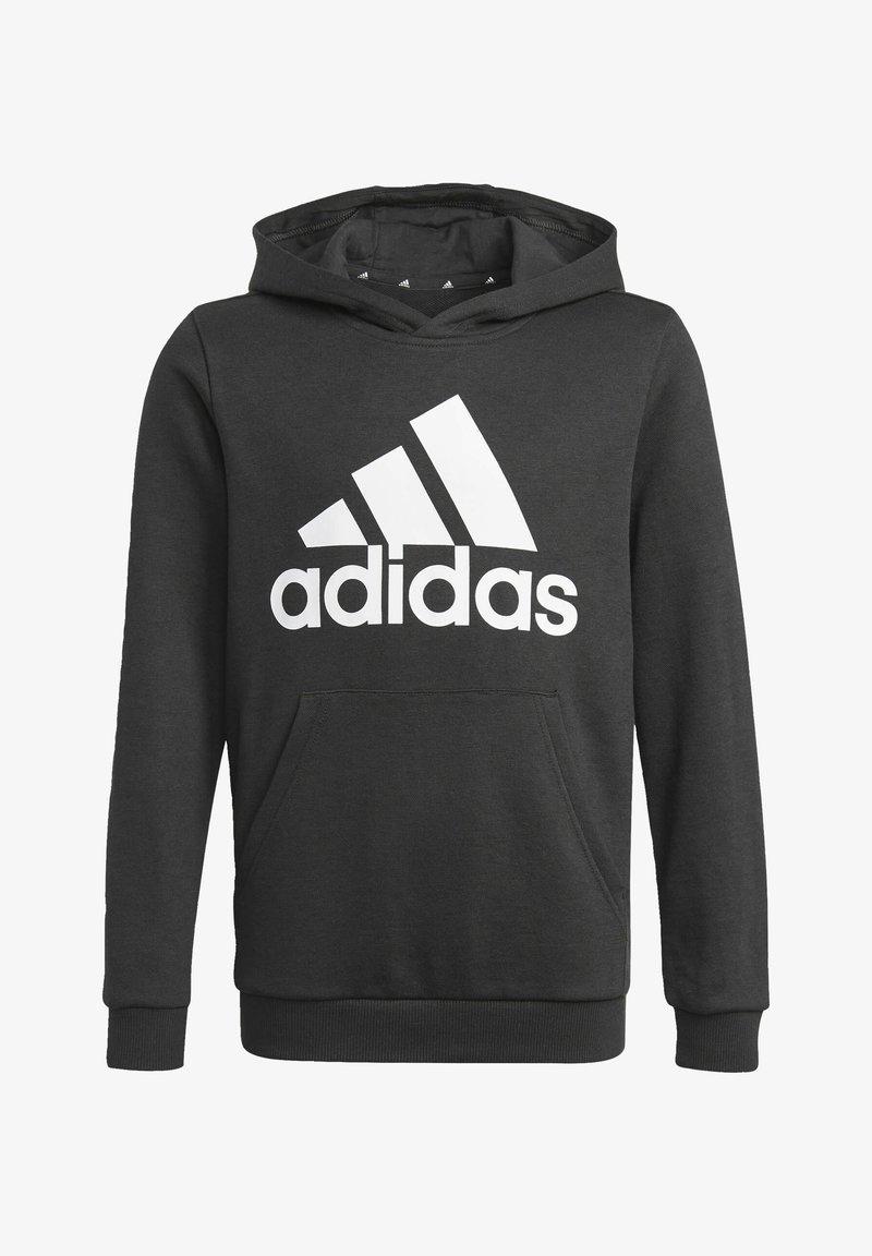adidas Performance - ADIDAS ESSENTIALS HOODIE - Sweat à capuche - black