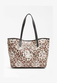 Guess - VIKKY ANIMALIER - Tote bag - animalier - 0