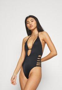 DORINA - KENYA - Swimsuit - black - 0