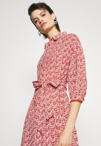 Diane von Furstenberg - LUNA DRESS - Denní šaty - orange - 4