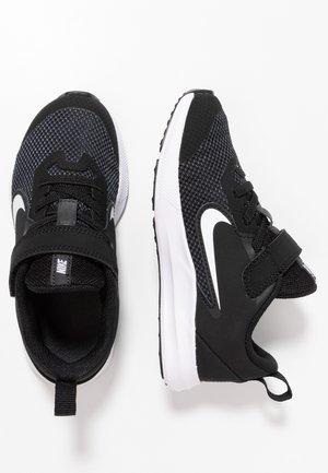 DOWNSHIFTER 9  - Obuwie do biegania treningowe - black/white/anthracite/cool grey