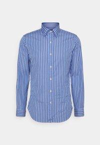 Polo Ralph Lauren - SLIM FIT STRIPED POPLIN SHIRT - Shirt - blue/navy - 0