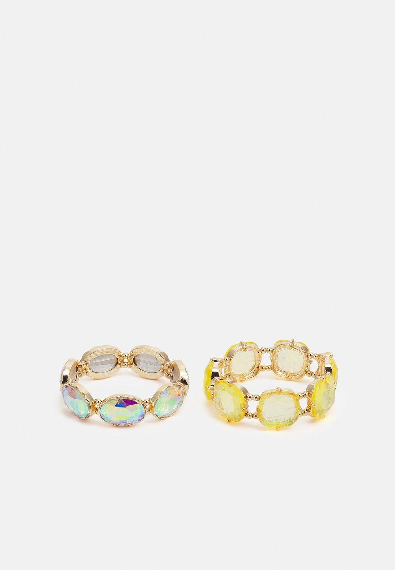 Fire & Glory - YLLIA BRACELET 2 PACK - Bracelet - gold-coloured