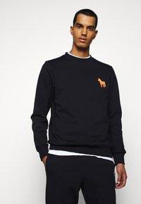 PS Paul Smith - MENS ZEBRA - Sweatshirt - dark blue - 0