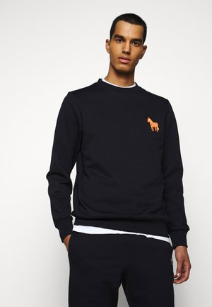 MENS ZEBRA - Sweatshirt - dark blue