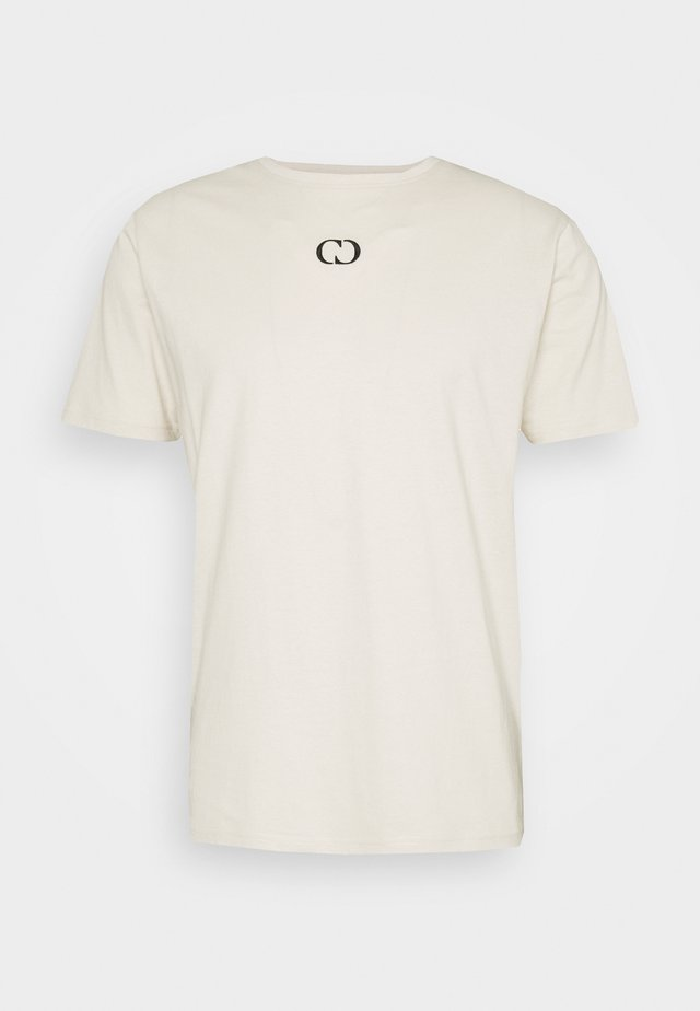 ECO - T-shirt basic - sand
