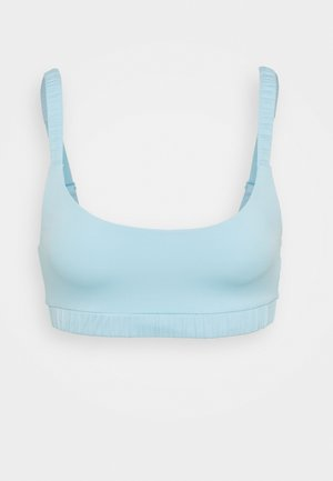 STREAM SWIM TOP - Bikinitop - light blue