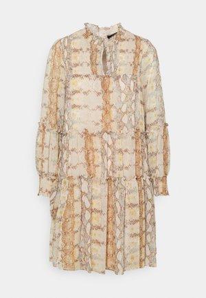 MARTA ROMANTIC DRESS - Day dress - desert snake