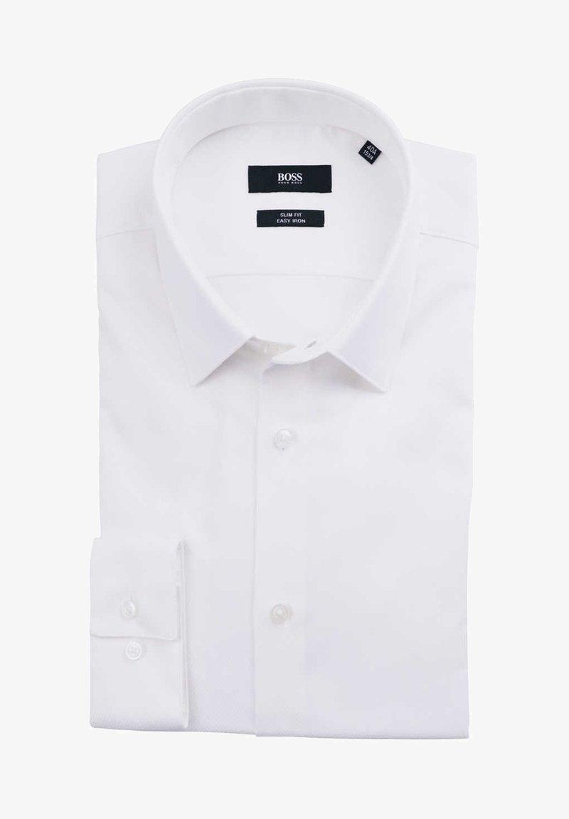 BOSS - ISKO - Formal shirt - weiß