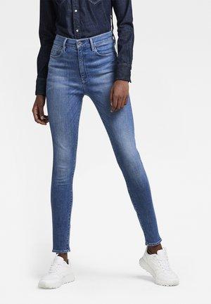 G-STAR SHAPE HIGH SUPER SKINNY - Jeans Skinny Fit - medium aged