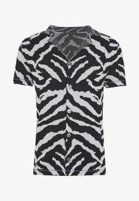 RAY - Shirt - grey/black