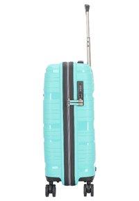 Travelite - MOTION 4-ROLLEN - Luggage - mint - 2