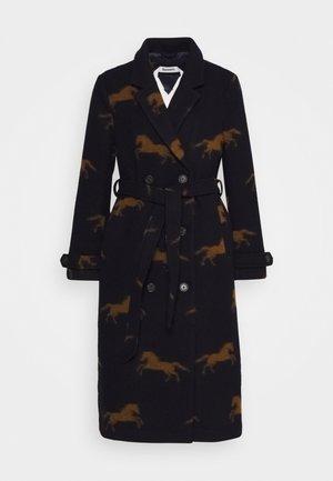 LIZ - Classic coat - navy