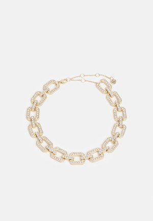 AFOMAHAR - Collier - gold-coloured/clear multi