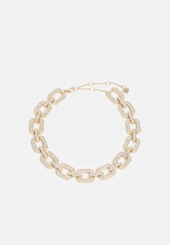 AFOMAHAR - Smykke - gold-coloured/clear multi