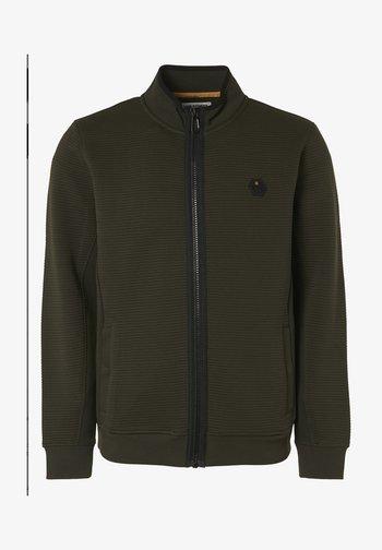 Zip-up sweatshirt - moses