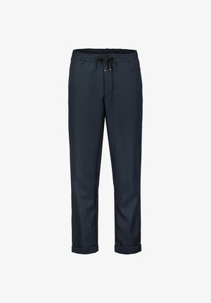 ACTIVE PANT PRINCE OF WALES - Trousers - marine