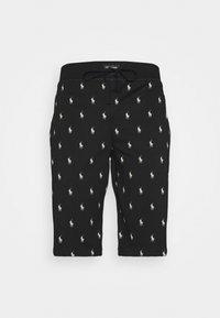 Polo Ralph Lauren - Pyžamový spodní díl - black - 5