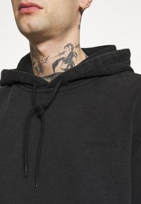 Carhartt WIP - HOODED MOSBY - Sweatshirt - black - 5