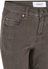 Angels - CICI - Slim fit jeans - dunkelbraun - 3