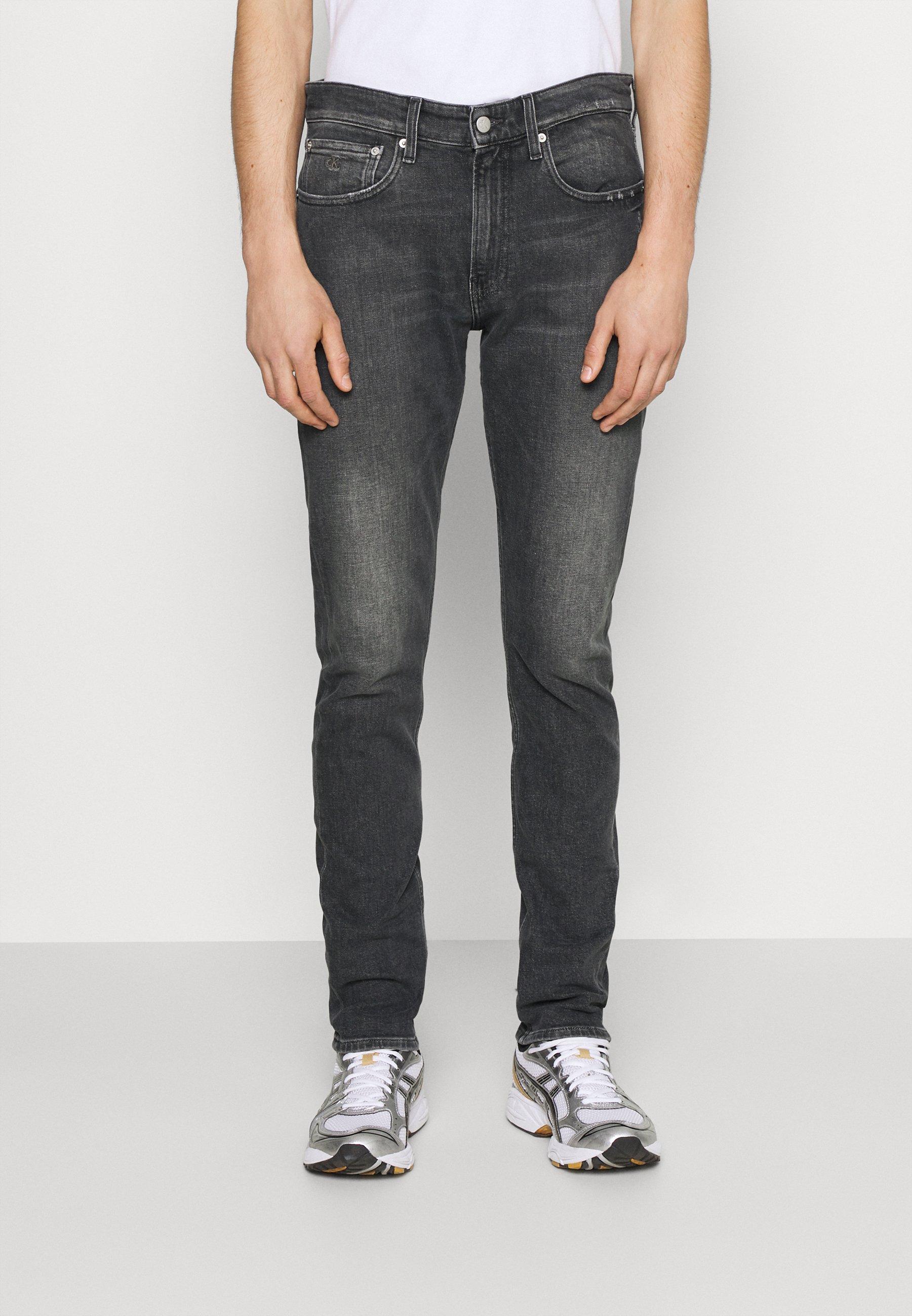 Men SLIM TAPER - Jeans Tapered Fit