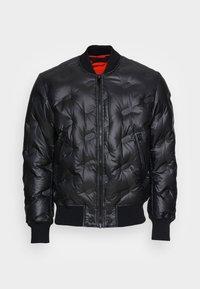Diesel - THERMO - Down jacket - black - 3