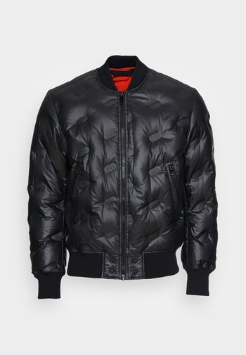 THERMO - Down jacket - black